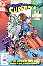 Superman Annual 12