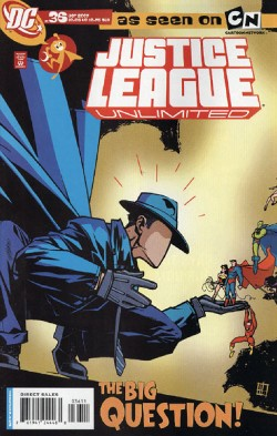 Justice League Unlimited #36