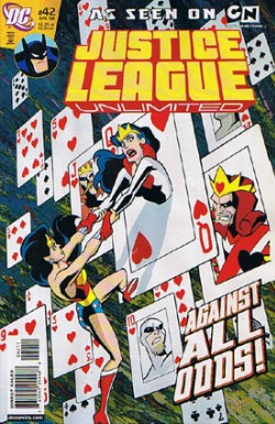 Justice League Unlimited #42