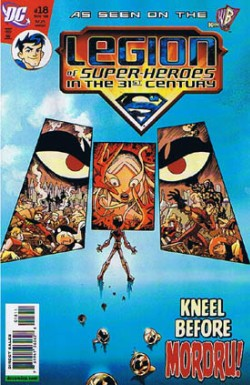 Legion of Super Heroes in the 31st Century #18