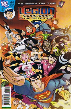 Legion of Super Heroes in the 31st Century #20