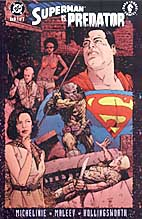 Superman vs Predator #3