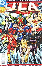 Justice Leagues: JLA #1