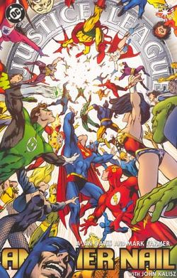 JLA: Another Nail #3