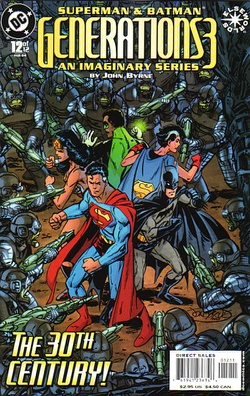 Superman/Batman: Generations III #12