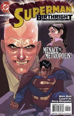 Superman: Birthright #5