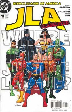 JLA: Classified #1