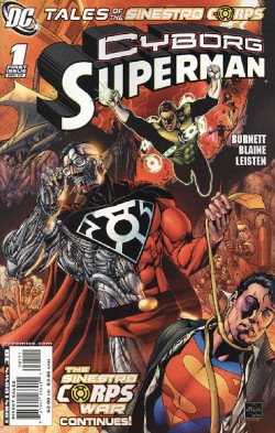 Tales of the Sinestro Corps Presents: Cyborg Superman #1