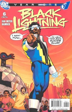 Black Lightning: Year One #6