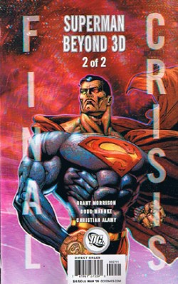 Final Crisis: Superman Beyond #2