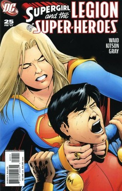 Supergirl and the Legion of Super-Heroes #25