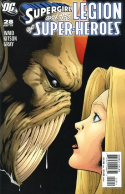 Supergirl and the Legion of Super-Heroes #28