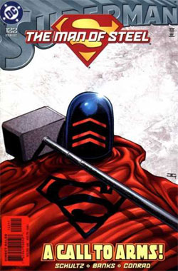Superman: The Man of Steel #122