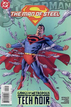 Superman: The Man of Steel #125