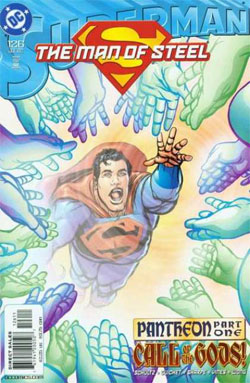 Superman: The Man of Steel #126