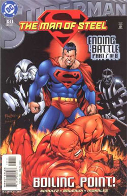 Superman: The Man of Steel #131