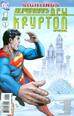 Superman: New Krypton Special #1