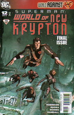 Superman: World of New Krypton #12