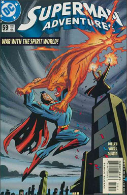 Superman Adventures #59
