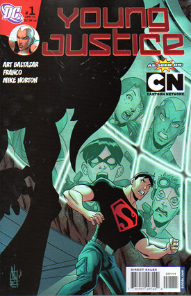 Young Justice #1