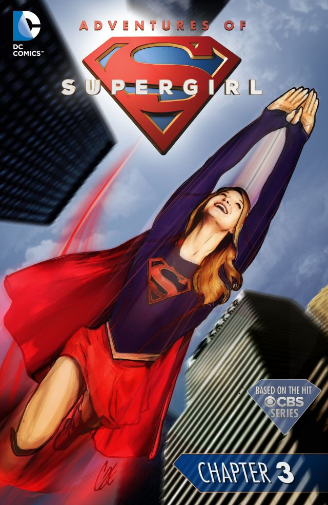 Adventures of Supergirl - Chapter #3