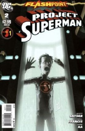 Flashpoint: Project Superman #2