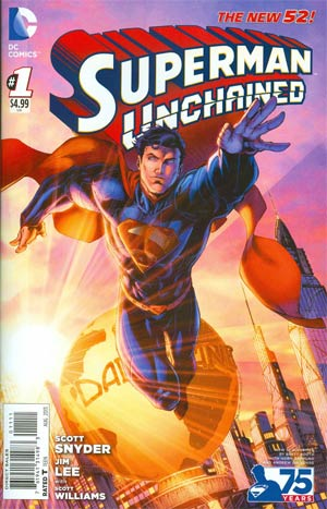 Superman Unchained - Chapter #1